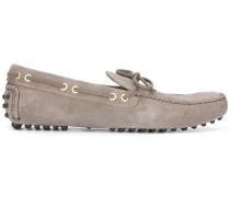Loafer mit Schnürung