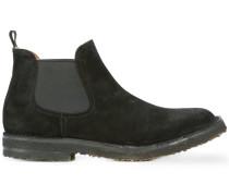 Chelsea-Boots mit runder Kappe - men - Calf