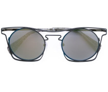 Rechteckige Sonnenbrille - women - Acetat
