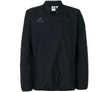 Gesteppter Pullover