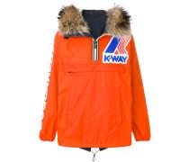 K-Way pull-over wind breaker jacket