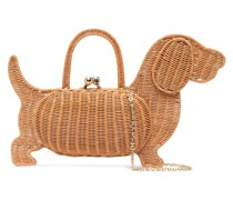 Mini-Tasche in Hundeform