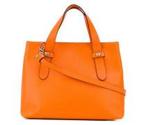 Handtasche mit Akkordeonfalten - women - Leder