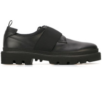 strap derby shoes