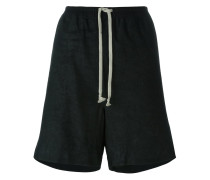 Shorts mit Kordelzug - women