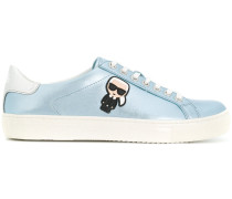 Karlito patch sneakers