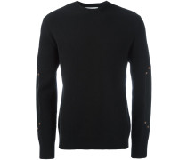 Pullover mit Ellenbogen-Patches - men