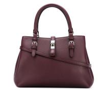 Handtasche mit Drehverschluss - women - Leder