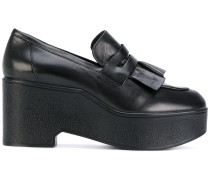 Xock platform loafers