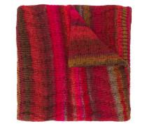 Schal mit Zickzackmuster