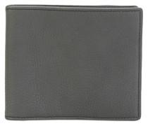 colour block billfold wallet