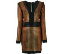 Kleid mit Strassverzierungen - women
