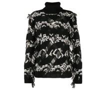 P.A.R.O.S.H. 'Lumus' Intarsien-Pullover