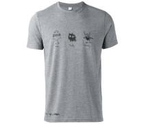 '3 Mostri' T-Shirt - men - Baumwolle/Polyester