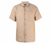 Hemd mit aufgesetzter Brusttasche