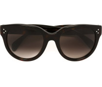 Sonnenbrille mit Schildpatt-Optik - women