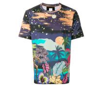 Midnight print T-shirt