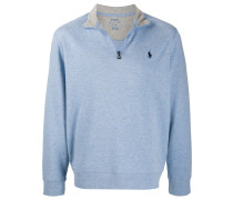 Sweatshirt mit Reißverschluss