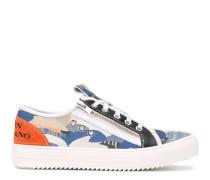 - Sneakers mit Print - kids