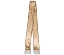 Metallischer Schal - women - Metall (andere) -