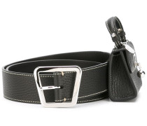 purse attached belt