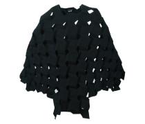 geometric structured longsleeved dress