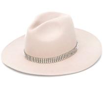 crystal strap hat