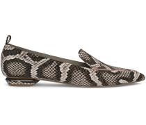 'Beya' Loafer - women - Leder/Pythonleder - 36.5