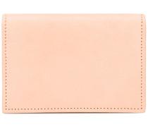 - foldover wallet - men - Kalbsleder