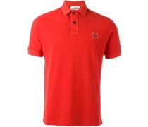 Poloshirt mit Logo-Patch - men - Baumwolle - S