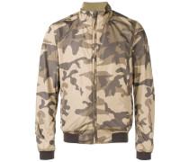 Bomberjack in Camouflage-Optik - men