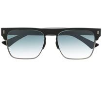 Eckige '1366' Sonnenbrille