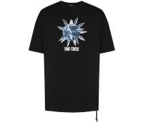 "T-Shirt mit ""Time Crisis""-Print"