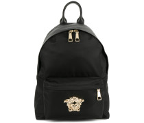 Medusa plaque backpack