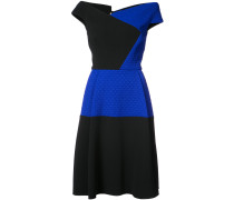asymmetric colour block dress - Unavailable