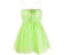 Kurzes Babydoll-Kleid