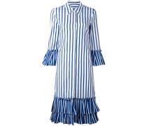 Hemdkleid mit Faltensaum