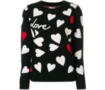 'Confetti Heart' Pullover