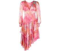 Asymmetrisches 'Meridian' Kleid