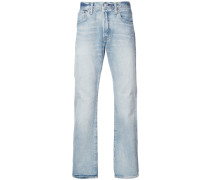 '501' Jeans mit verblasstem Effekt