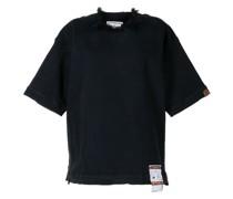 T-Shirt mit Fransen
