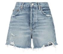 Shorts mit sehr hohem Bund
