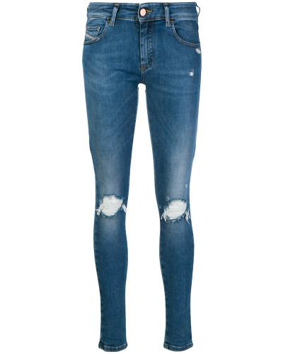 'Slandy-Low 084UF' Skinny-Jeans