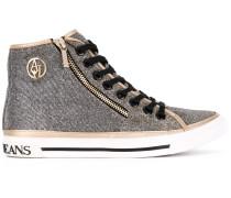 - High-Top-Sneakers mit Logo - women