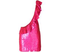 Sidney Neon one shoulder dress