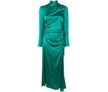A.L.C. ruched silk maxi dress