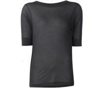 T-Shirt mit halblangen Ärmeln