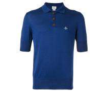 Poloshirt mit Logo-Stickerei - men - Baumwolle