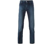 Klassische Jeans mit geradem Schnitt