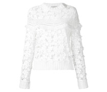 - Bluse mit Stickerei - women - Baumwolle - S